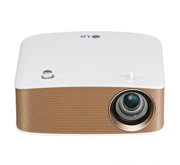 LG Cine Boom PH150G LED Projector with Bluetooth Sound, Screen Share and Built-in Battery