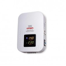 Qasa 5KVA AVR-Pro 5000 Automatic Voltage Regulator Wall Mount Stabilizer 3HP