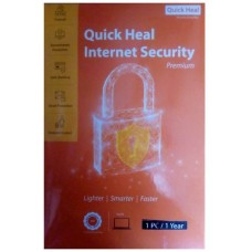 Quick Heal Internet Security 1 User /Year