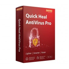 Quickheal Quick Heal Anti Virus 1 User / PC  Antivirus