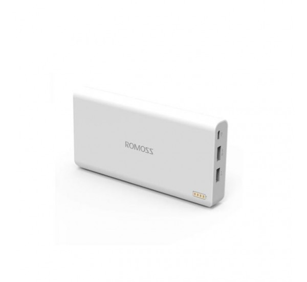 Romoss 20,000 mAh Polymer 20 Power Bank