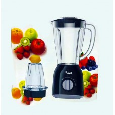 Royal RBL 2005 1.5L Stand Blender 400W With Jug Lock, Motor Protector, Plastic Body