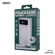 Remax 40000mAh Power Bank (RPP113)