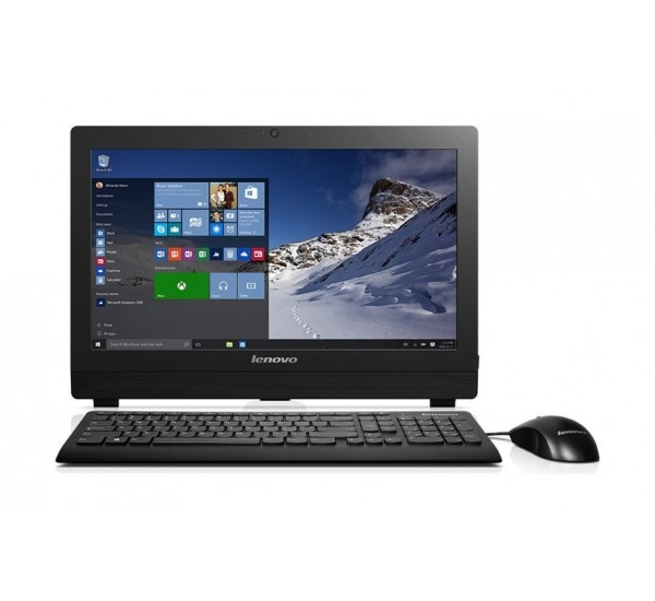 "Lenovo  S200Z All-in-one PC | Intel Dual Core  | 4GB RAM | 1TB HDD | Dos | 19.5"" Free Dos"