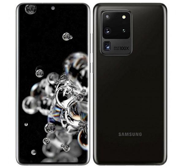 Samsung Galaxy S20 Ultra 6.9-Inch (12GB 128GB ROM) Android 10.0 (108MP + 48MP + 12MP + 0.3MP)+(40MP) Dual SIM 4G