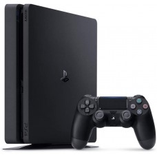 Sony PlayStation 4 Slim 500GB Gaming Console With HDR, PS VR Ready (No CD Drive)