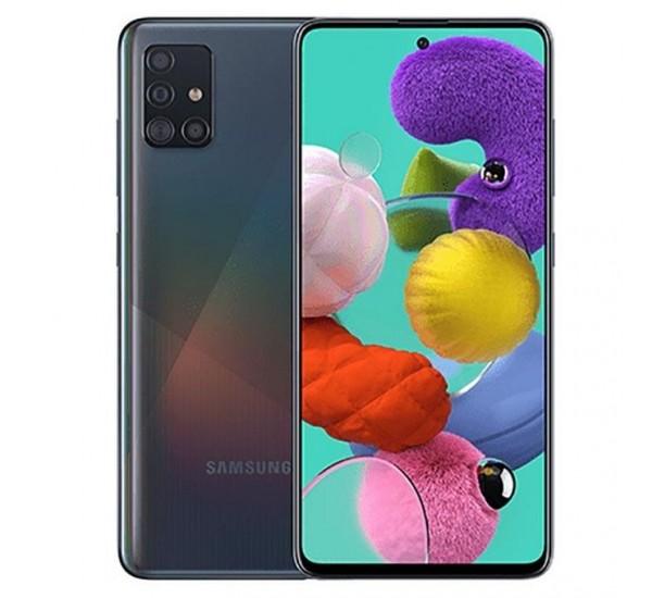 Samsung Galaxy A51 6.5-Inch (4GB,128GB ROM) Android10.0, (48MP +12MP + 5MP + 5MP) + 32MP Dual SIM