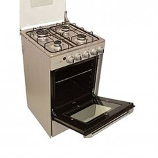 Scanfrost 4 Burners Standing Gas Oven Cooker - SFC5402B
