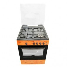 Scanfrost Gas Cooker CK-6402 – 60X60 4 Gas Burners and Grill