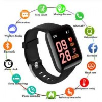 Smart Band Sports Fitness Activity Heart Rate Trac..