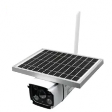 Outdoor Watchmen 4G Wireless Solar IP Smart CCTV Security Camera