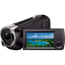 Sony - HDRCX405 HD Video Recording Handycam Camcorder Camera (black)
