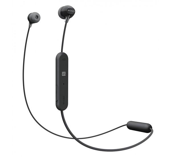 Sony WI-C300 Wireless In-Ear Headphones, Black