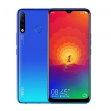 Tecno Spark 4 (2020) 6.52 Display, 32GB+2GB, Triple Rear Cameras + 8MP Selfie Camera, 4G LTE, Android 9, Dual SIM, 4,000mAh Battery