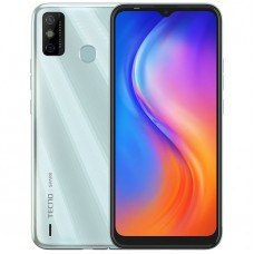 Tecno Spark Go 2020, 6.52'' HD+, 32+2GB, 13MP Rear Camera + 8MP Front Camera, 5000mAh Battery, Android 10, 4G