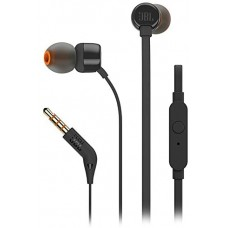 JBL T110 In Ear Headphones With Pure Bass Sound