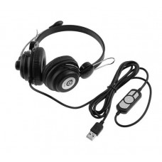 TUCCI TC-Q4 USB Stereo Wired Headset with Microphone, Super Bass