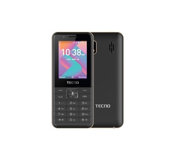Tecno T901 SmartPhone 3G - KaiOS , WIFI - Bluetooth ,Touch Screen 1900 mAh