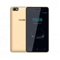 Tecno F1 5-Inch (1GB, 8GB ROM) Android 8.1 Go Edition), 5MP + 2MP 2000mAh