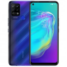 "Tecno Pova (LD7) 6.8"" Dot In Display, 128GB Rom + 6GB Ram, 6000mAh Battery, 13MP+8MP, Android 10"
