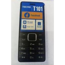 Tecno T101 Dual Sim, Wireless Fm, 1000mah battery