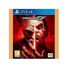 Sony Tekken 7 PS4 Game For - Play Station 4