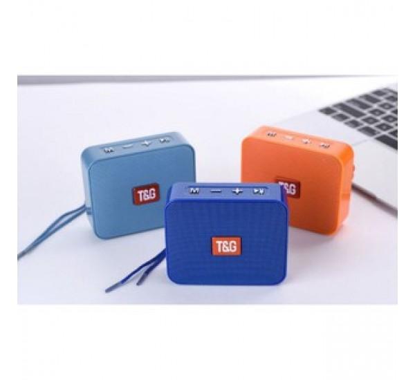 TG-166 Square Mini Portable Wireless Bluetooth Speaker