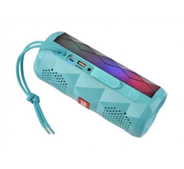 TG 167 LED Light Bluetooth Wireless Stereo Subwoofer Hifi Speaker