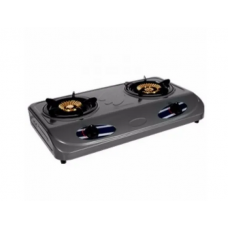 Haier Thermocool TGC-2SA TEC 2 Hob Stainless DUO Gas Cooker