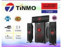 Tinmo T305 3.1 CH Multimedia Bluetooth Speaker Sys..