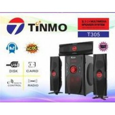 TINMO T305 3.1CH BLUETOOTH HOME THEATRE SPEAKER SYSTEM