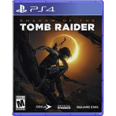 PS4 Shadow of the Tomb Raider  Game CD