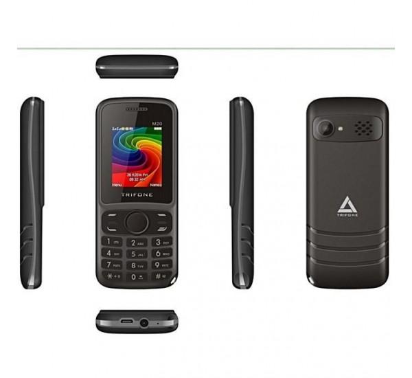 Trifone T330 Plus,1'7-Inch, Dual SIM,32MB ROM/RAM, Rear Camera, 800mAh Battery