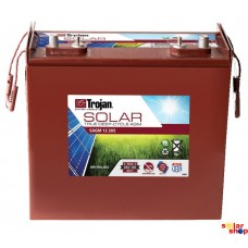 Trojan Solar Inverter AGM Battery 12V 205Ah