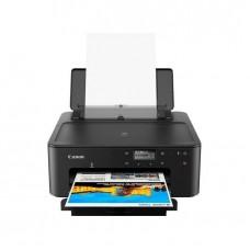 Canon PIXMA TS704 Wireless Photo, CD, ID Card And A4 Paper Printer