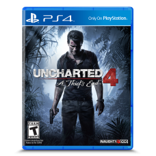 Sony Playstation 4 Uncharted 4 A Thiefs End PS4 Game