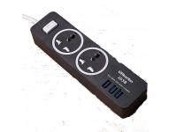 Urbantin 2 Port Extended Electronics Socket Smart ..