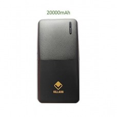 VILLAON VP381 Portable Power Bank 20000mAh
