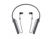 Sony - C400 Wireless Bluetooth Behind-Neck in Ear ..