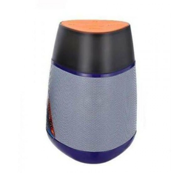 Wster Ws-1826 Bluetooth Wireless Speaker Extreme Bass With Various Light Display