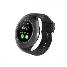 Y1 Smart Watch Camera Touch Screen Fitness Activity Tracker