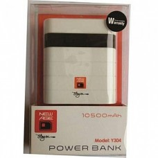 New Age Y304 Power Bank 10500mah