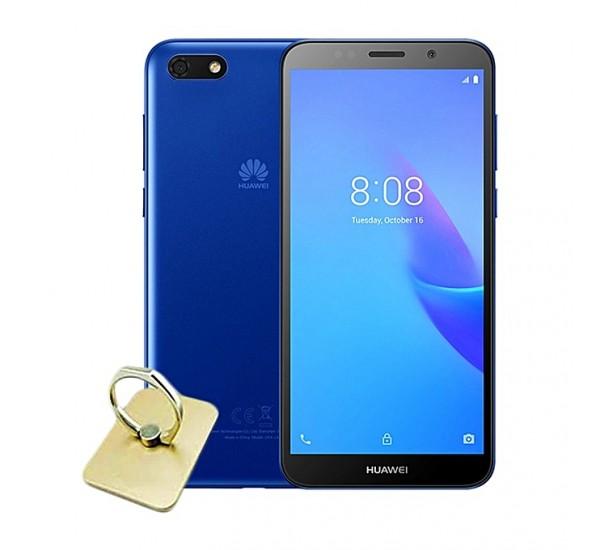 Huawei Y5 Lite 5.45-Inch HD+ (1GB, 16GB ROM) Android 8.1 Oreo Go, 8MP + 5MP Dual SIM 4G Smartphone