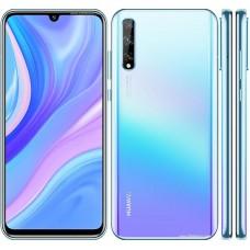 "Huawei Y8p 6.3"",128GB + 6GB RAM (Dual SIM), Triple Main Camera:48MP+8MP+2MP, Selfie:16MP, 4000mAh Battery, 4G LTE"