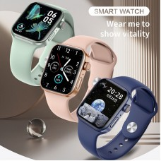Z36 Smart Watch 1.7 Inch Wireless Charging with Long Standby, Bluetooth Call, Heart Rate - Body Temperature Monitor