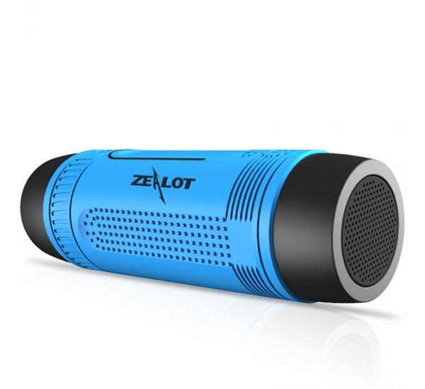 Zealot S1 Portable Multifunction Bluetooth Speaker