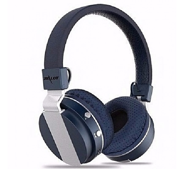 Zealot 047 Wireless Bluetooth 4.0 Headphone with FM RADIO