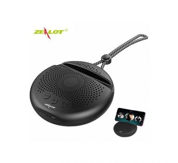 Zealot S24 Portable Bluetooth Speaker With FM Radio
