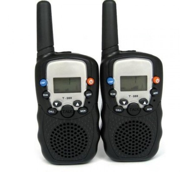 Zenith Walkie Talkie 2 Way Radios