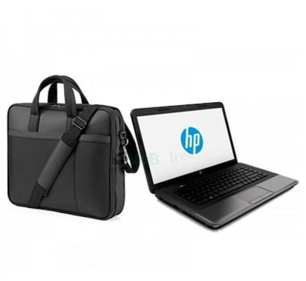 "HP 250 G5 Intel Celeron processor N3060 | 500GB HDD | 4GB  RAM |Free Dos | 15.6"" + Free Bag + Free 16gb Flash Drive"
